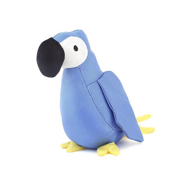 Hračka Beco Family Papagáj Lucy - veľkosť S (19 cm)
