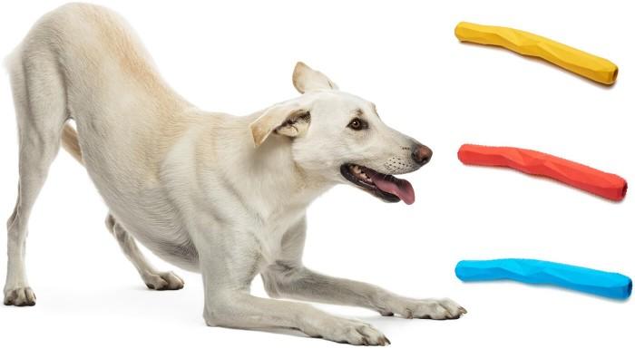 Prírodné hračky Ruffwear pre každého psíka
