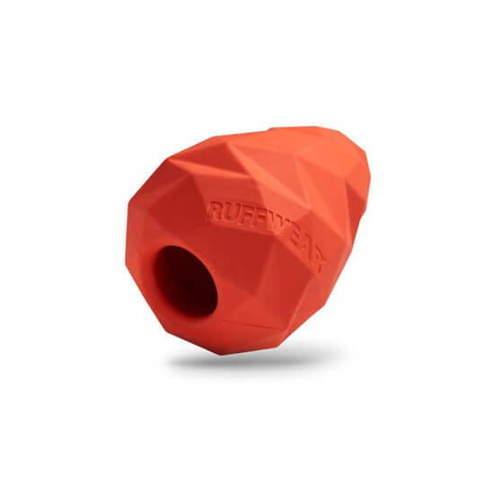 Hračka pre psa Ruffwear Gnawt-a-Cone červená
