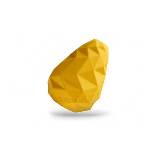 Hračka pre psa Ruffwear Gnawt-a-Cone žltá