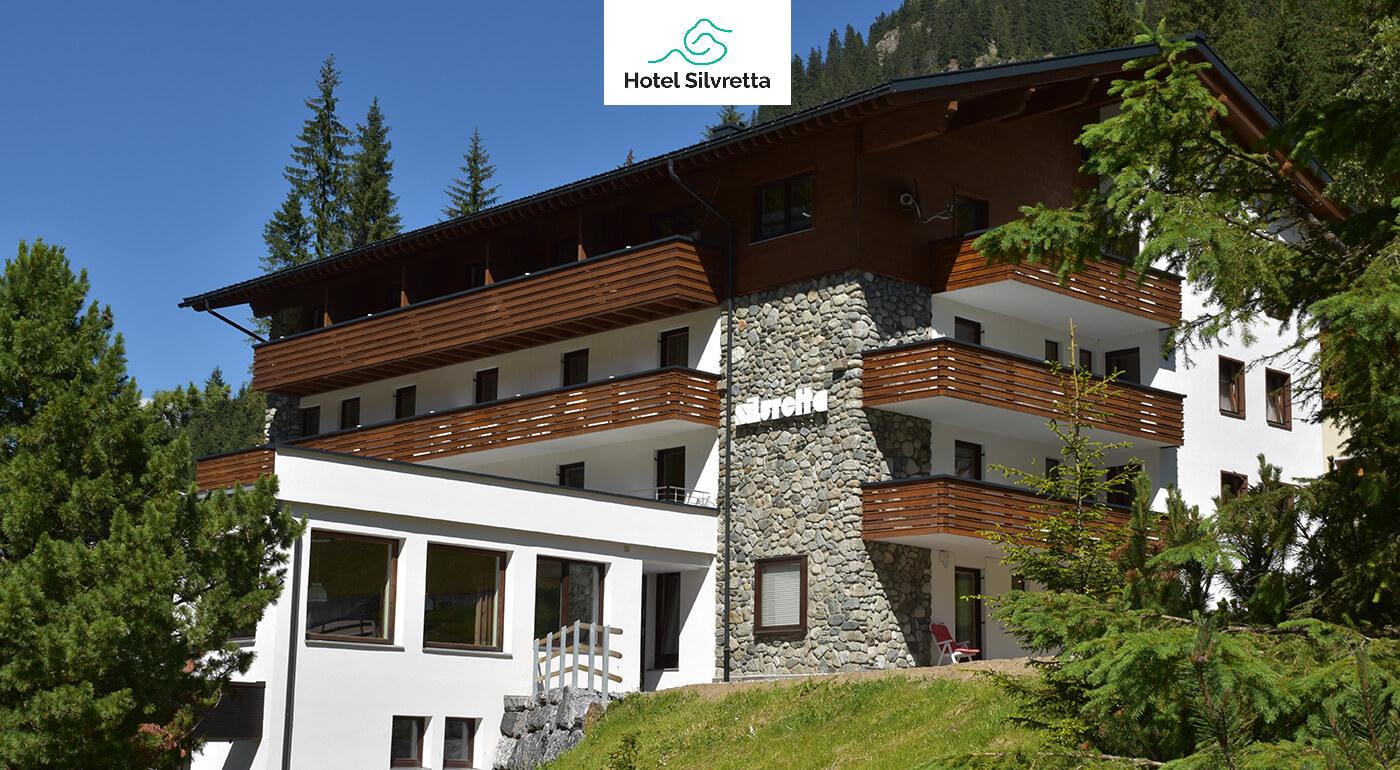 Rakúsko: Veľkolepé Alpy v pohodlí Hotela Silvretta*** s polpenziou počas prázdnin
