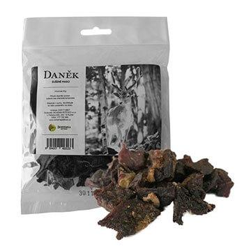 Sušené mäso pre psov Bohemia - Daniel 50 g