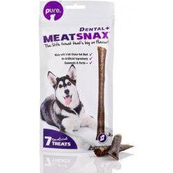 Dentálny pamlsok pre psov Dental Meatsnax 85 g