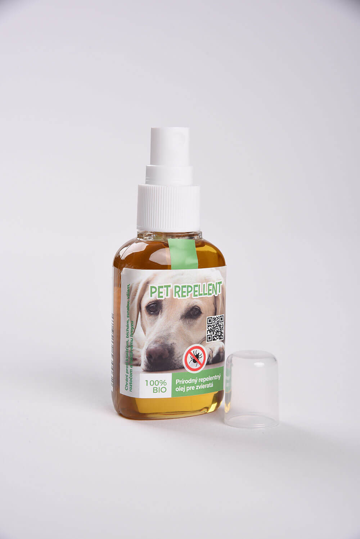 Repelentný olej pre zvieratá Petbelle Pet Repellent 50 ml