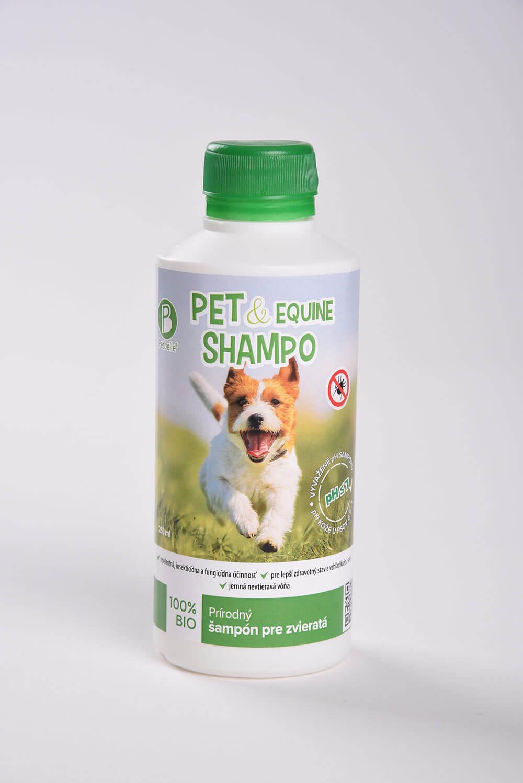 Šampón pre domáce zvieratá Petbelle Pet & Equine Shampo 250 ml