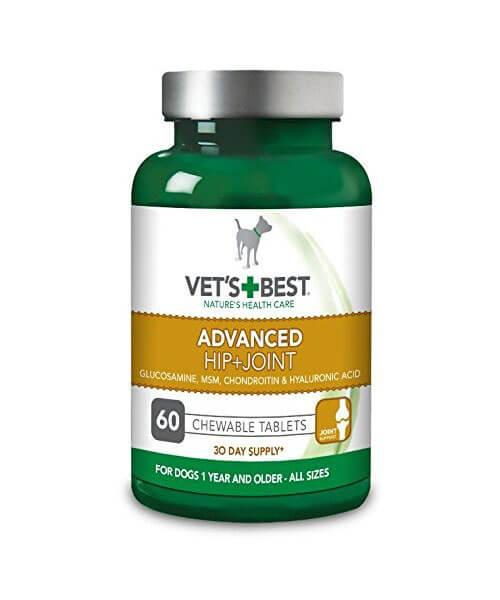 Žuvacie tablety na podporu kĺbov pre psy Vet´s Best
