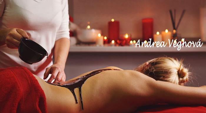 Na dobrú náladu či úľavu od napätia a stresu? Odskočte si na masáž a vychutnajte si čokoládové hýčkanie tváre a dekoltu alebo celého tela v centre Bratislavy!