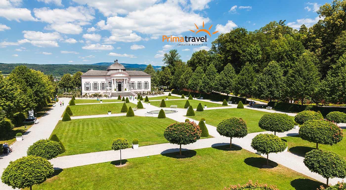 Renesančné Rakúsko: 1-dňový zájazd na zámok Schallaburg s návštevou opátstva v Melku