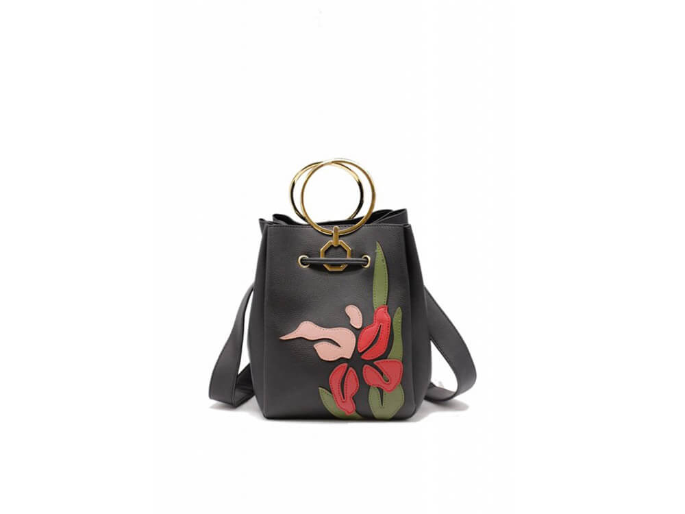 Dámska kabelka Tom & Eva Aja - čierna