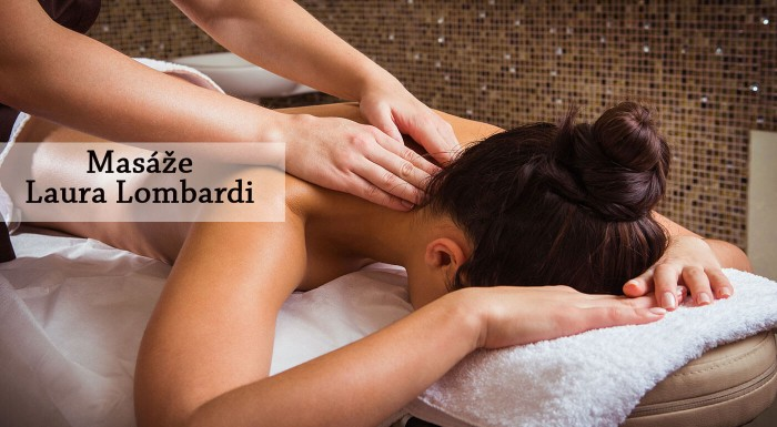 Nenechajte sa obmedzovať bolesťou chrbta či šije. Veď stačí tak málo - rezervovať si termín masáže v salóne Laura Lombardi za super cenu!