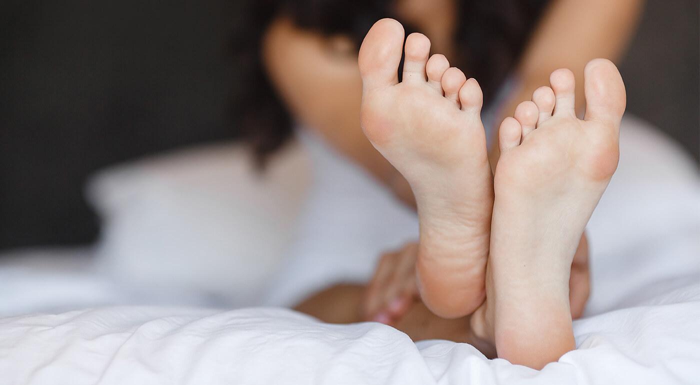 Exfoliačné ponožky pre jemné chodidlá - jednoduchá a efektívna domáca pedikúra