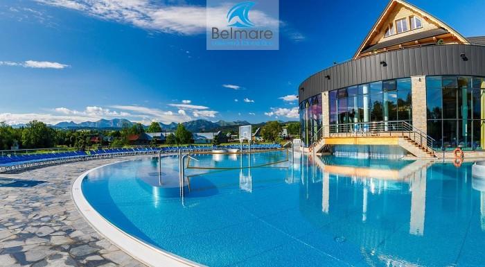 Hľadáte miesto, kde sa v lete parádne vybláznite? Vyskúšajte moderný poľský aquapark Chocholowskie Termy! Nasadnite na autobus s CK Belmare a vodné dobrodružstvo sa môže začať!