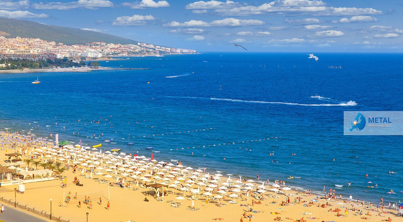 Slnečné pobrežie, Bulharsko: augustová alebo septembrová dovolenka pri mori v Hoteli Tia Maria*** na 8 dní s polpenziou