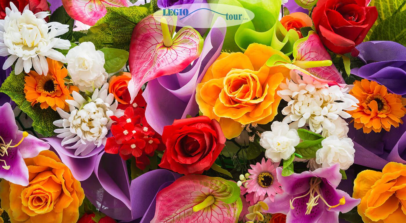 Rakúsko: Zájazd na Medzinárodnú výstavu kvetov a záhrad Tulln