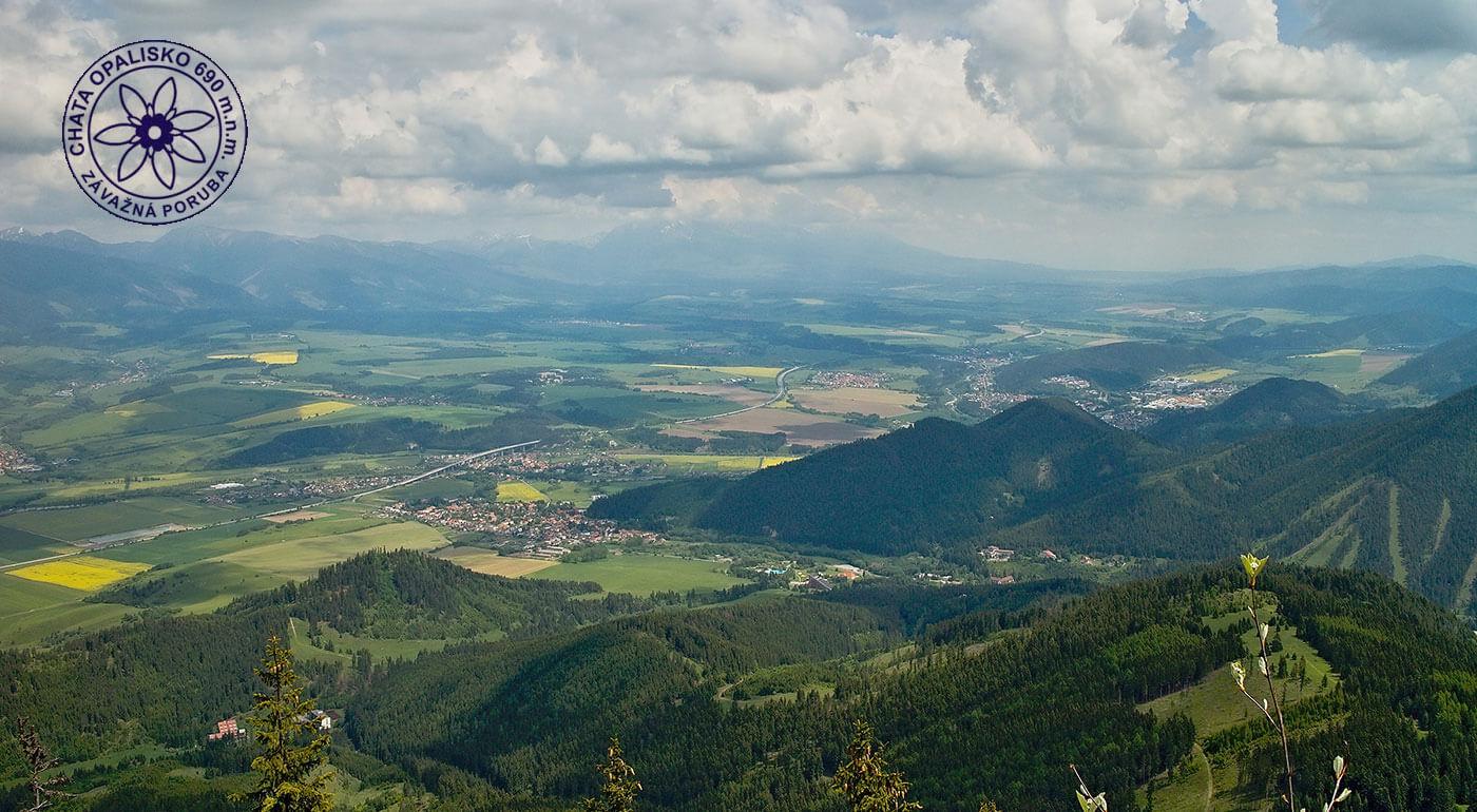 Nízke Tatry: Skvelý oddych na Chate Opalisko s polpenziou a balíčkom zliav