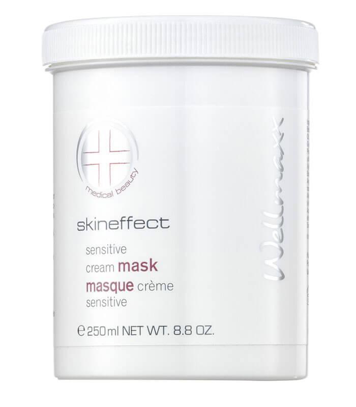 Wellmaxx Skineffect sensitive cream mask 250 ml