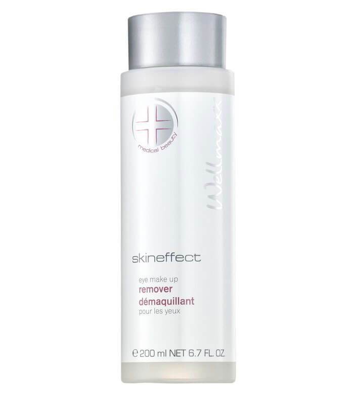 Wellmaxx Skineffect eye make up removal 200 ml