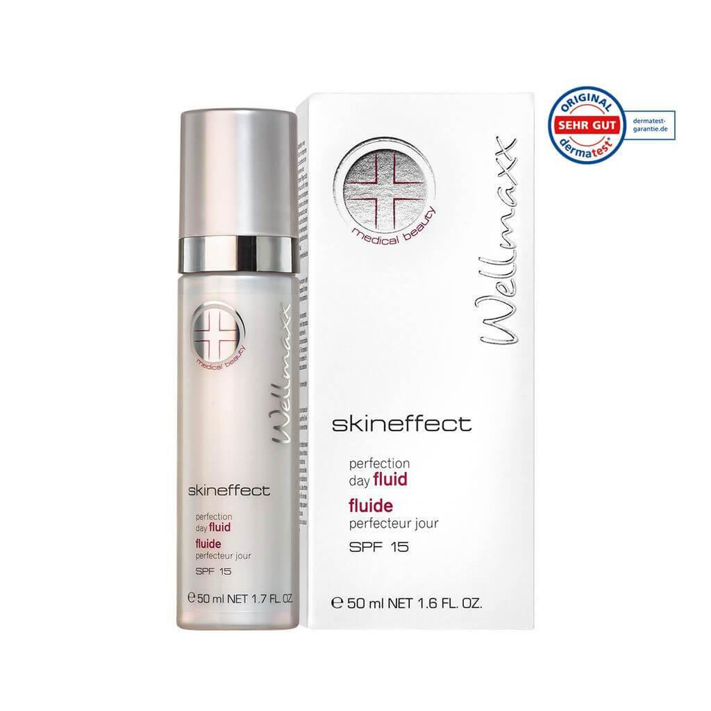 Wellmaxx Skineffect day fluid 100 ml