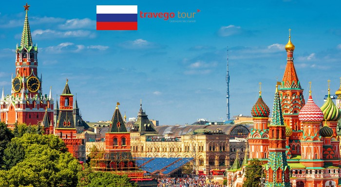 Spoznajte Moskvu počas predĺženého víkendu