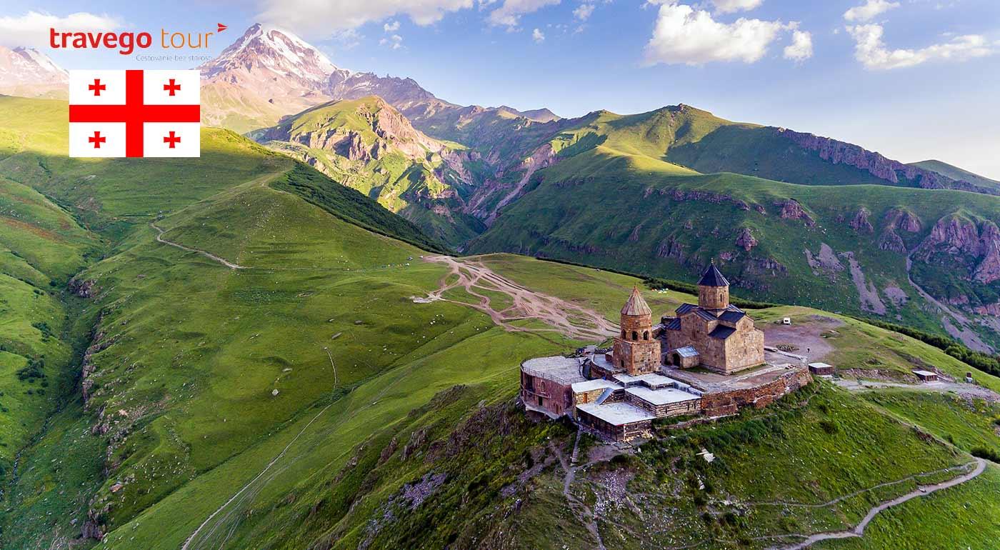 Gruzínsko: 6-dňový poznávací zájazd s návštevou metropoly Tbilisi, národného parku Kazbegi aj najvýznamnejších UNESCO pamiatok