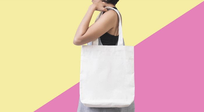 Dajte zbohom igelitkám a poďte na nákupy ekologicky! Eko taška s dlhými rúčkami je najlepší spoločník na nakupovanie. Dá sa použiť opakovane a má dostatočné rozmery aj na väčšie nákupy.