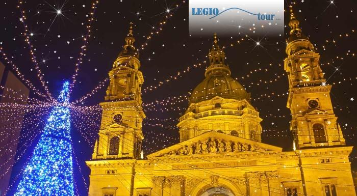 Vianočné trhy v Budapešti s množstvom pochúťok