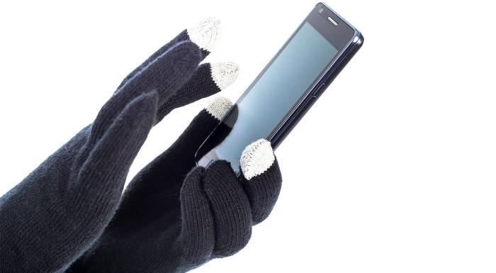 Rukavice na dotykový displej