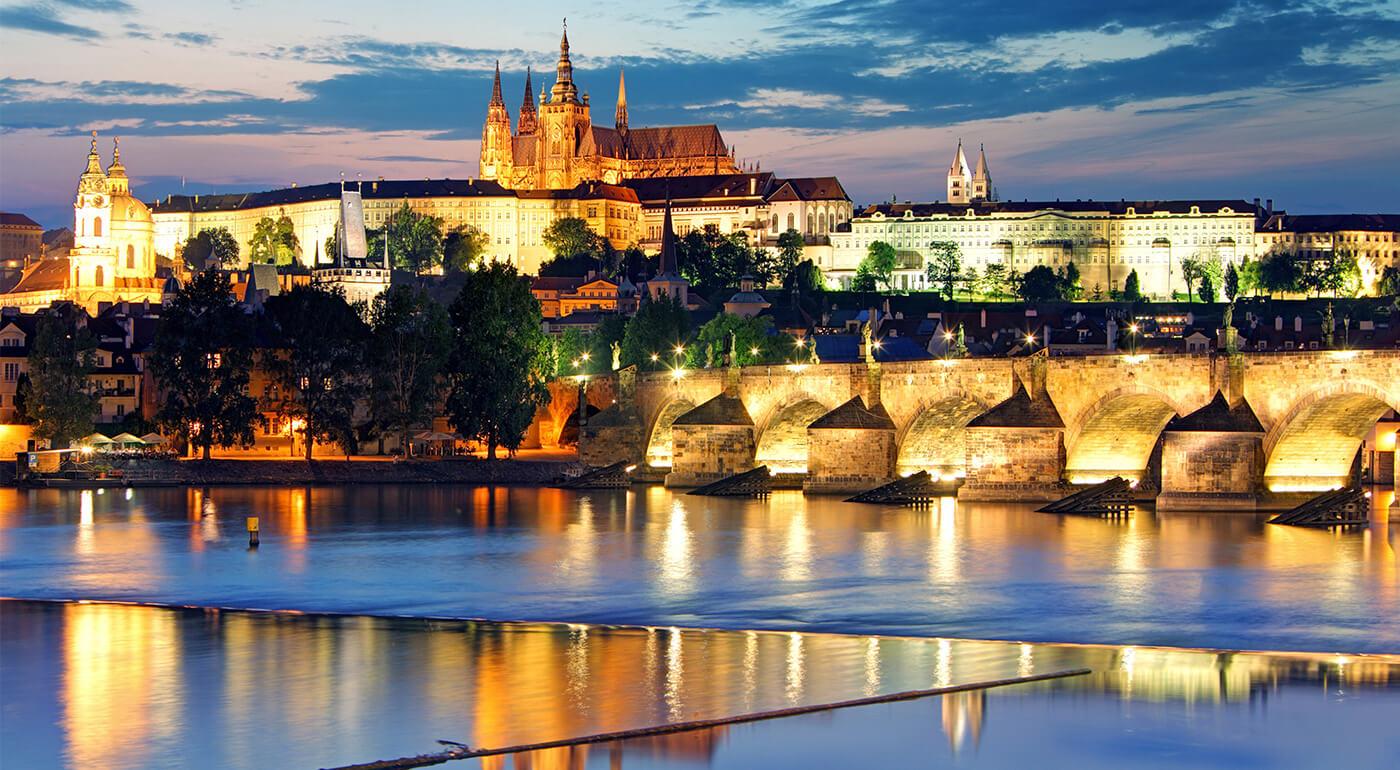 Praha s profesionálnym sprievodcom - aby ste hlavné mesto Česka zažili naplno!