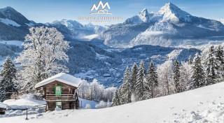 Hotel Berghof Mitterberg - lyžovačka