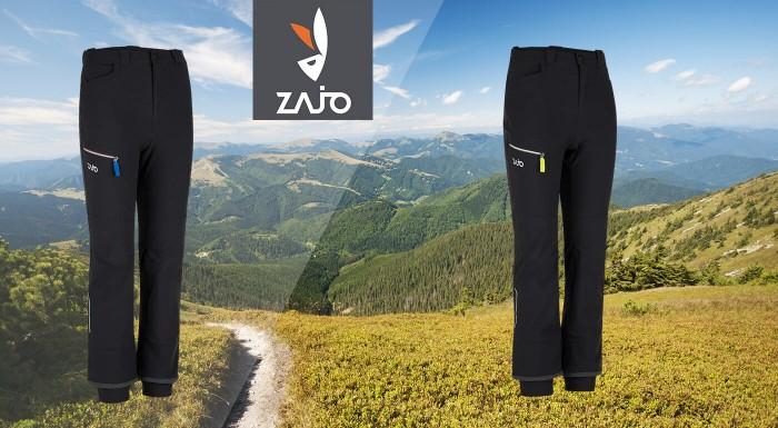 Novinka z kolekcie ZAJO pre deti je tu! Zakúpte svojim drobcom kvalitné turistické nohavice Argon a Nils, ktoré sú ľahké ako obláčik. Začnite s deťmi objavovať hory a prírodu s výbavou ZAJO.
