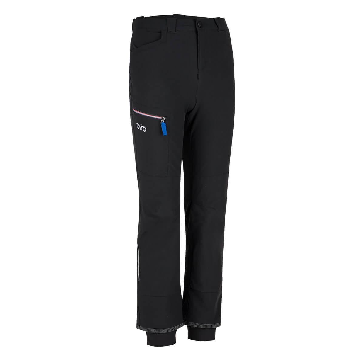 Detské nohavice Argon Kids Pants Black-Blue - veľkosť 110 - 116
