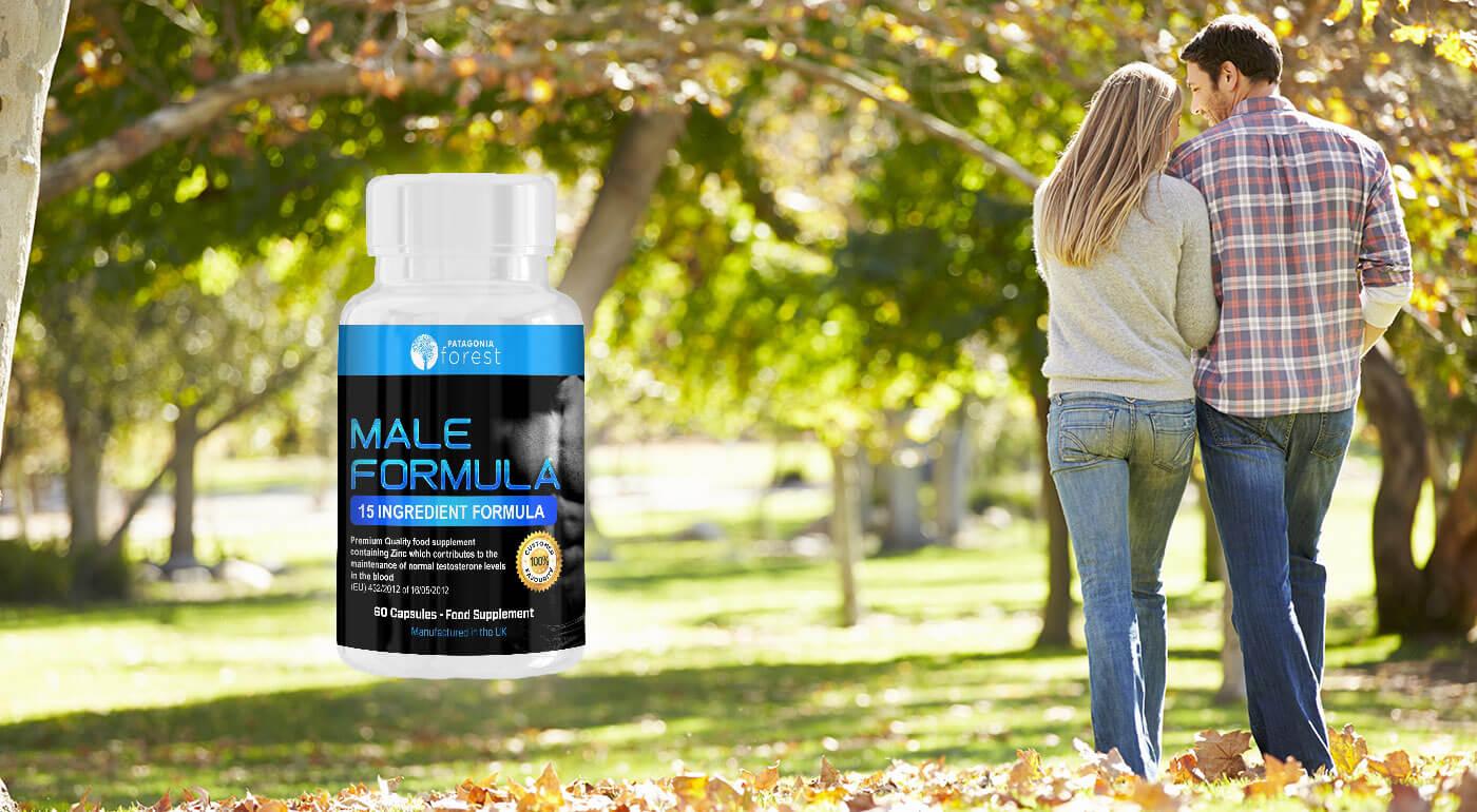 Male Formula na fyzickú a mentálnu podporu mužov aj žien