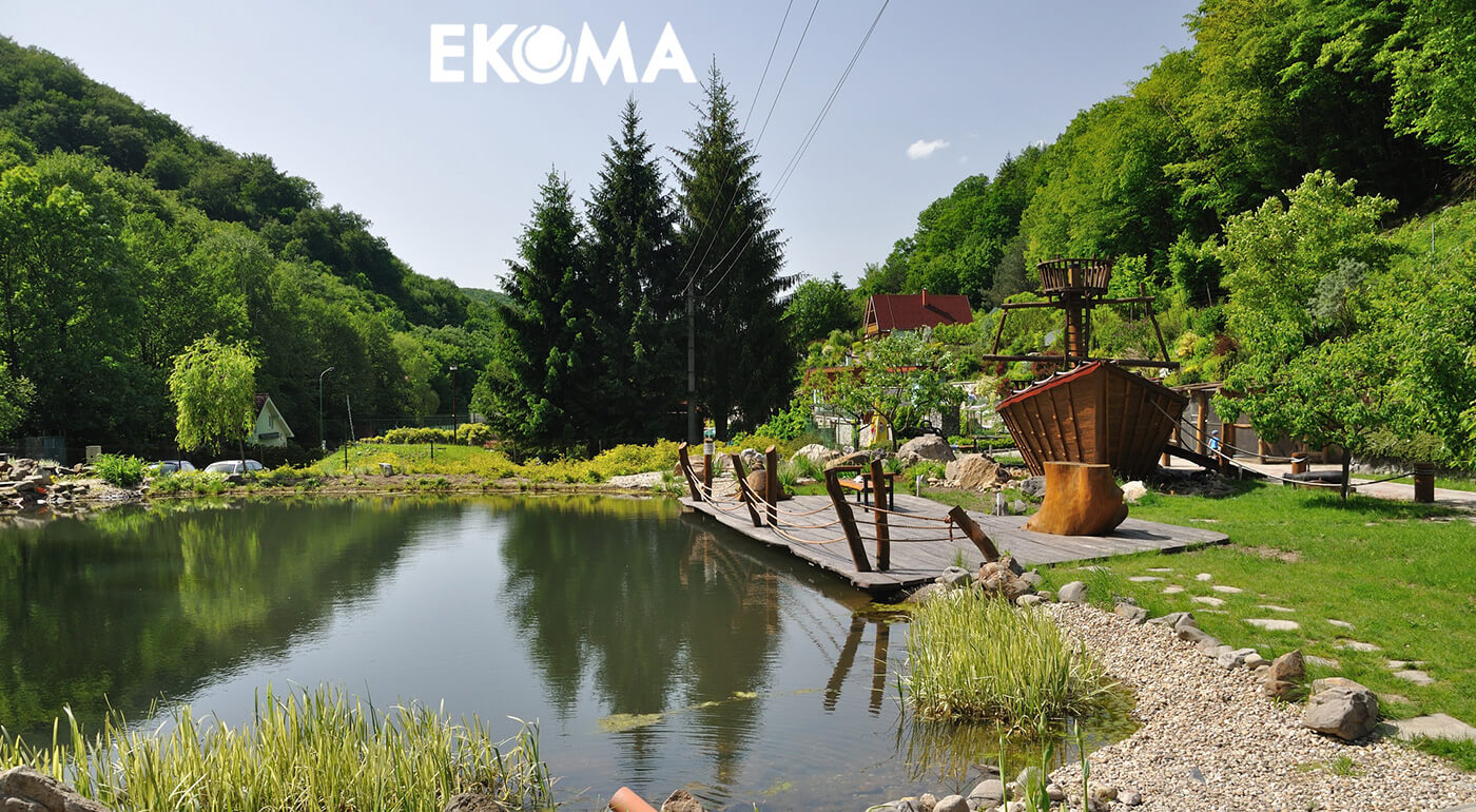 Dokonalý relax pre celú rodinu v Športcentre Ekoma neďaleko Zvolena