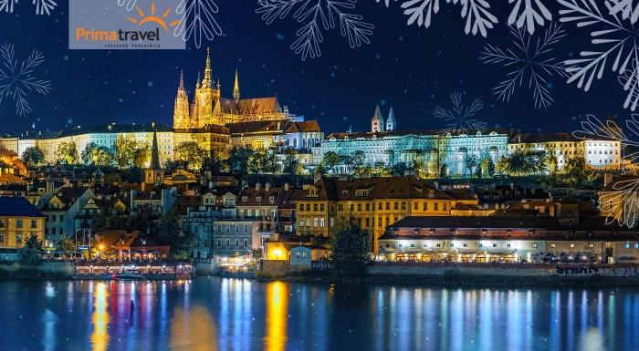 Predvianočný víkend v Prahe