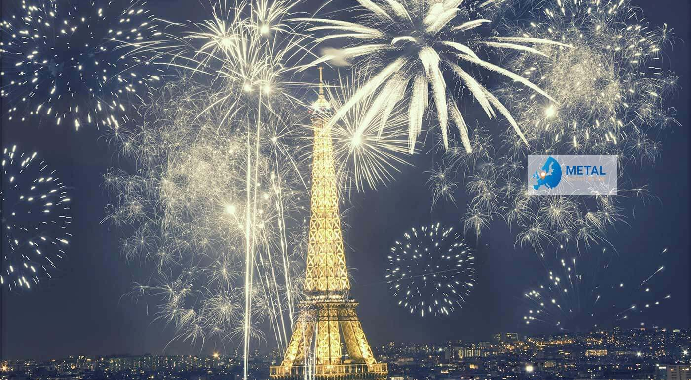 Silvester v Paríži: 4-dňový zájazd za veľkolepou oslavou na privítanie Nového roka s darčekom v podobe fľaše sektu do páru!
