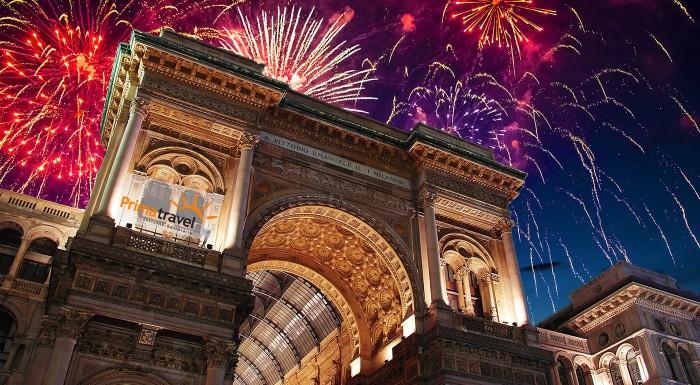 Zľava 27%: Privítajte Nový rok pred známym Milánskym Dómom! Využite voľné dni a urobte si 5-dňový výlet do severného Talianska s návštevou jeho metropoly, či miest Bergamo alebo Monza.