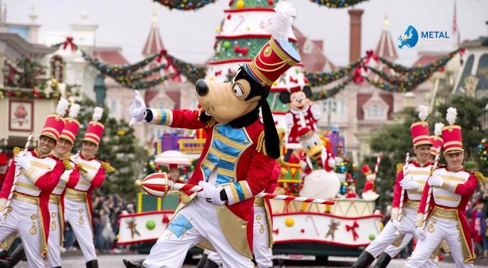 Zľava 29%: Zažite rozprávkový zážitok vo svete Walta Disneyho v Paríži. Nezabudnuteľný zájazd pre malých aj veľkých s návštevou predvianočného Disneylandu aj s ohňostrojom!