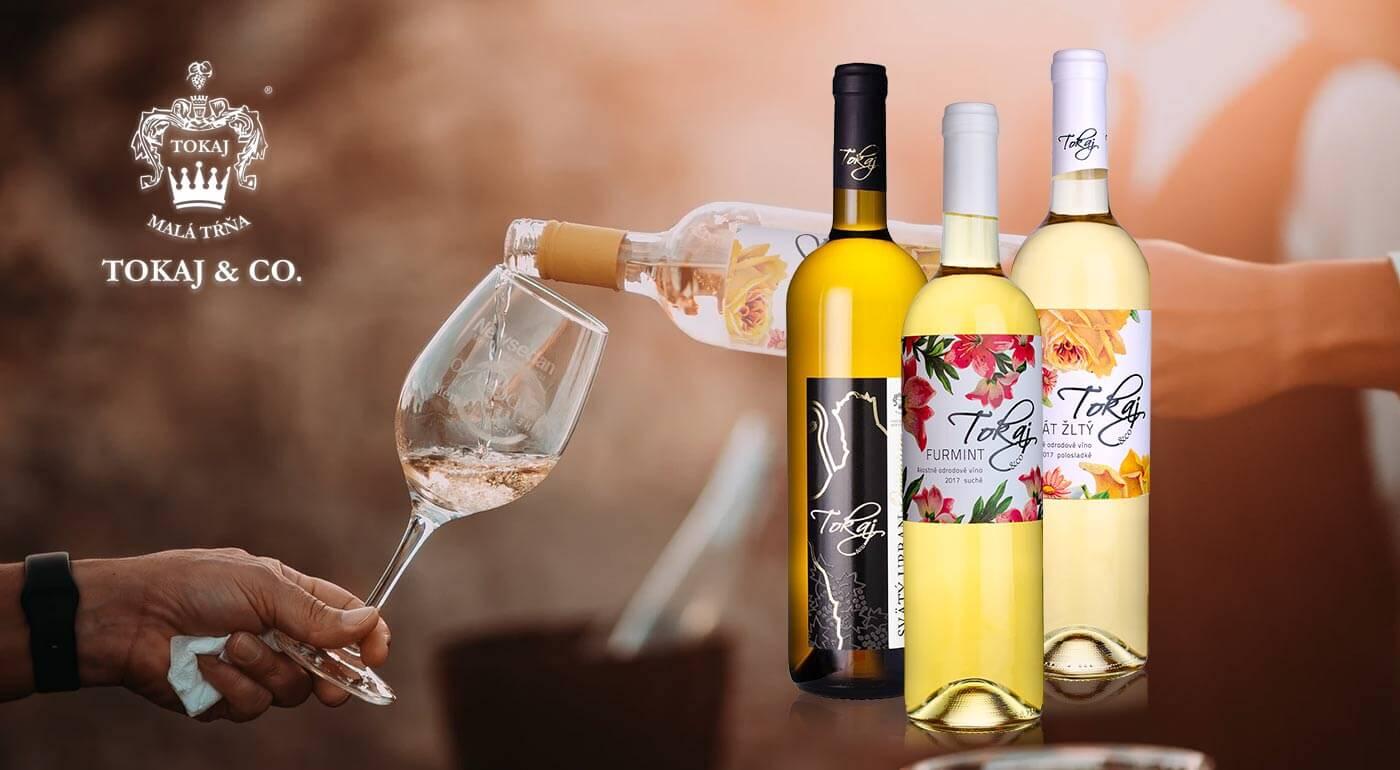 Exkluzívne vína Tokaj Flowers - slovenská klasika medzi vínami výhradne iba u nás!