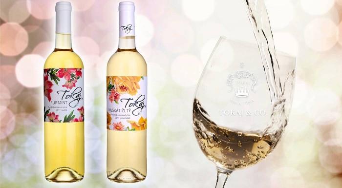 Slovenské vína Tokaj iba u nás