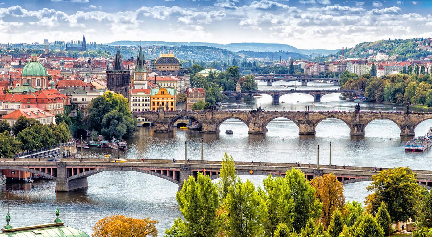 Praha pre dvoch v Plaza Prague Hoteli**** s raňajkami