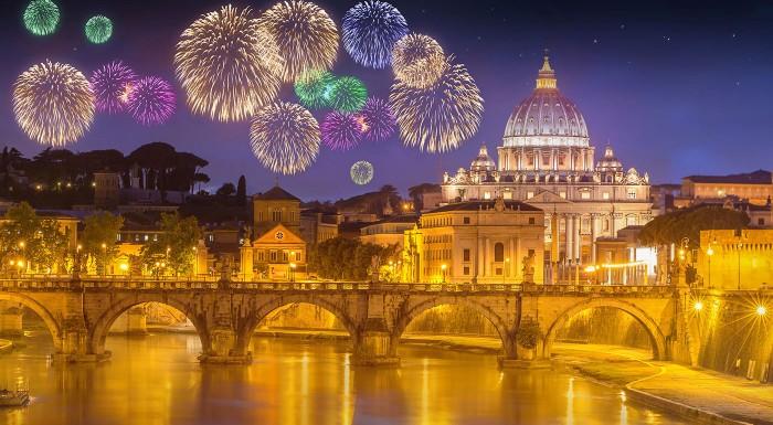 Silvester na Gargane s výletom do Ríma