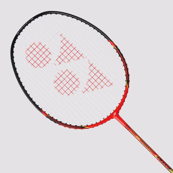 Bedmintonová raketa Yonex Isometric Lite 3 červená