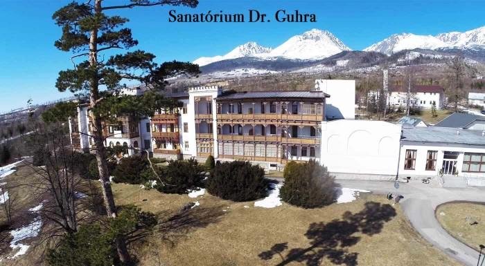 Ozdravný pobyt v Sanatóriu Dr. Guhra v Tatrách
