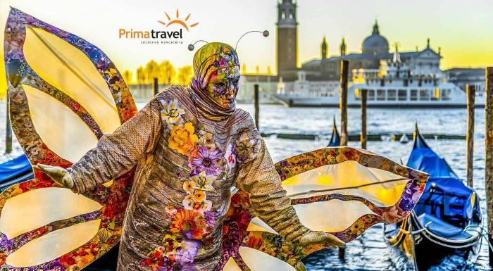 Karneval v Benátkach a romantika vo Verone
