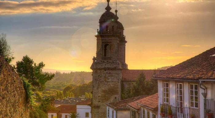 Púť Santiago de Compostela