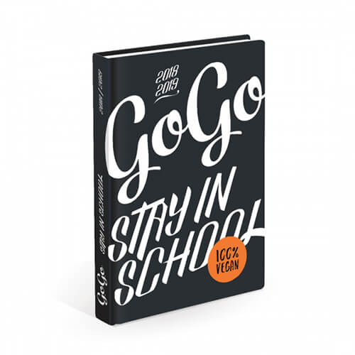 GoGo Stay in School - školský diár 2018/2019, vydavateľstvo Tatran
