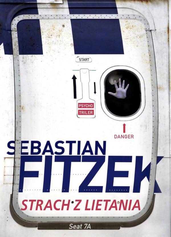 Strach z lietania - Sebastian Fitzek, vydavateľstvo Tatran