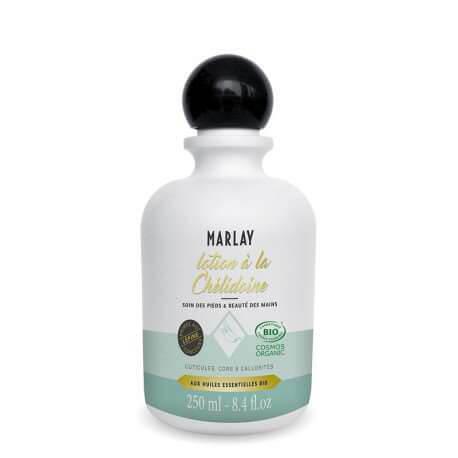 Marlay Lotion with Celandine 250 ml Emulzia na ošetrenie rúk a nôh