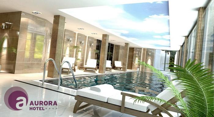 Oddýchnite si na 3 dni pri maďarských jaskynných kúpeľoch v Hoteli Aurora****. V cene je zahrnutá polpenzia aj voľný vstup do wellness!