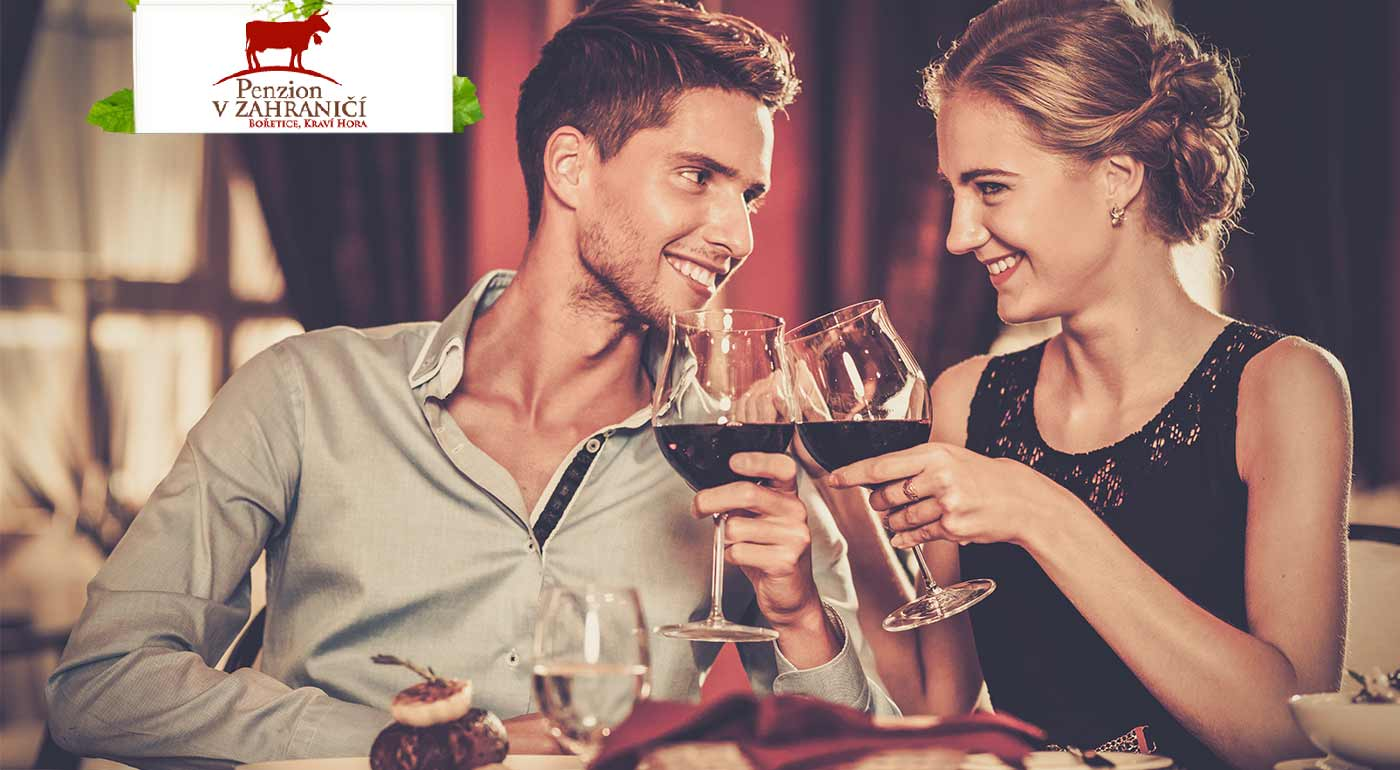 Vinársky pobyt pre dvoch s polpenziou a neobmedzenou konzumáciou vín v Penzióne v Zahraničí na Morave
